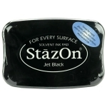 "Tinta Stazon ""Jet Black"""