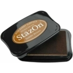 "Tinta Stazon ""Saddle Brown"""