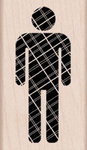 Sello Plaid Person de Hero Arts