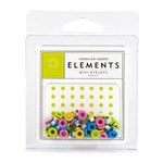 Mini Eyelets Brights AC