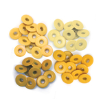 Eyelets Wide Amarillo