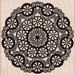 Sello Circle Lace de Hero Arts