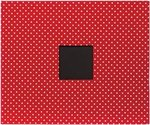 Álbum 30x30 Red Dotted AC