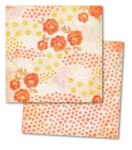 "Papel Tangerine ""Wonderful"" Delightful"