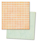 "Papel Tangerine ""Hello"" Wishes"