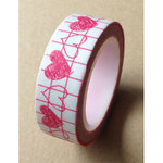 Washi Tape Corazones Sketch