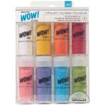 Set 8 colores WOW! Glitter Iridiscent