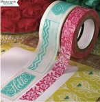 Set Washi Tapes Sweet Notes