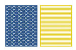 Carpetas para Embossing NAUTICAL