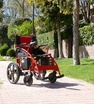 Silla de Ruedas Power Chair Sport