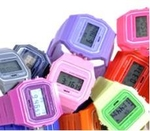 Plastic Digital Retro Watch | As seen on TV
