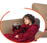 Blanket with Sleeves for Kids | As seen on TV