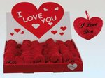 Corazon Peluche I Love You 10cms | Peluches Juguetes