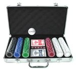 Professional Poker Case 300 Chips | As seen on TV
