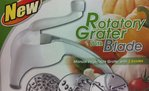 Rotatory Grater with Blade As seen on TV