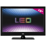 "LED TV I-JOY 19"" USB Recorder TDT HD"