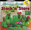 Set 54 Envase Always Fresh Stack n Store Anunciado en TV - TELETIENDA
