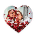 Heart with Photo Frame | Romantic Present