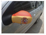Cover Mirrors Spanish Flag