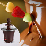 Chocolate Fountain Mini Fondue