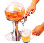 Beer Balloon - Dispensador Enfriador de Bebida