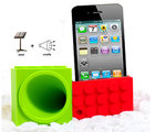 Iphone Stand Amplifier Blocks
