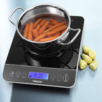 Induction Cooking Plate LCD Display | Tristar IK6174