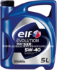 Elf Evolution 900 SXR 5w40 5L - 24.50