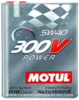 Motul 300V Power 5w40 2L - €26,95