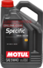 Motul Specific VW 505.01/502.00 5w-40 5L - €26,40