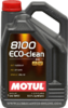 Motul 8100 Eco-clean C2 5w-30 5L - €34.95