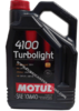 Motul 4100 Turbolight 10w40 5L - €20,95