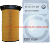 Filtro combustible BMW 13322246881