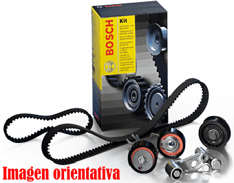 Kit distribucion Bosch 1987948768 (*Toothed Belt/Pump Set ) - 127,08