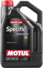 Motul Specific VW 50400/50700 0w30 5L - €38.-