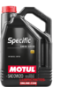 Motul Specific VW 50800/50900 0w20 5L - €51.-