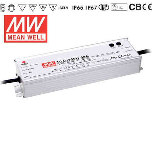 Led Driver IP67 12V DC/ 8,5A 100W