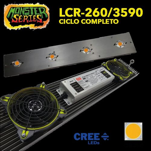LED LINEAR grow 260W CXB3590