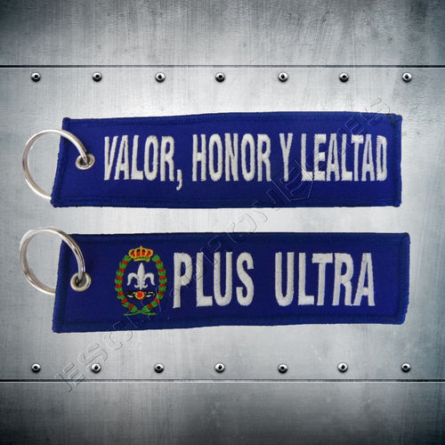 Llavero PLUS ULTRA GUARDIA REAL