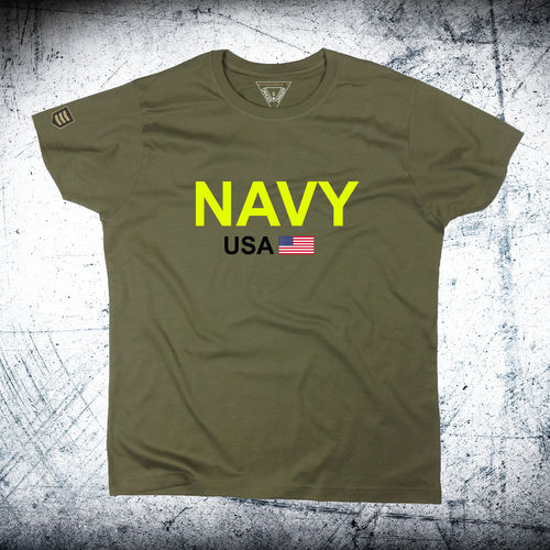 Camiseta  NAVY USA