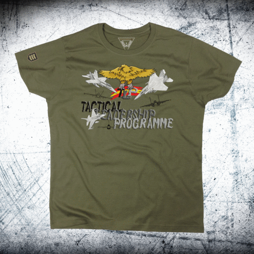Camiseta Militar T.L.P Tactical Leadership Programme