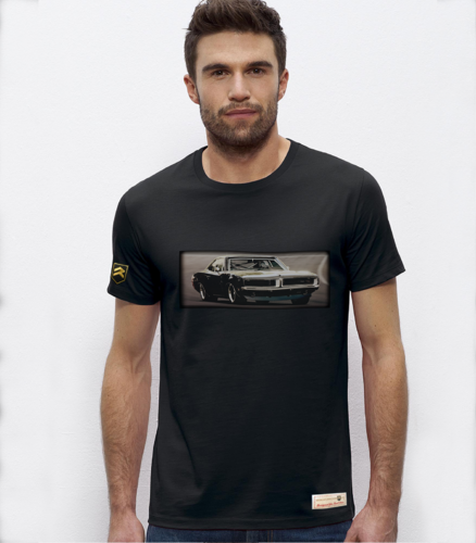 DODGE Charger R/T black series T-Shirt