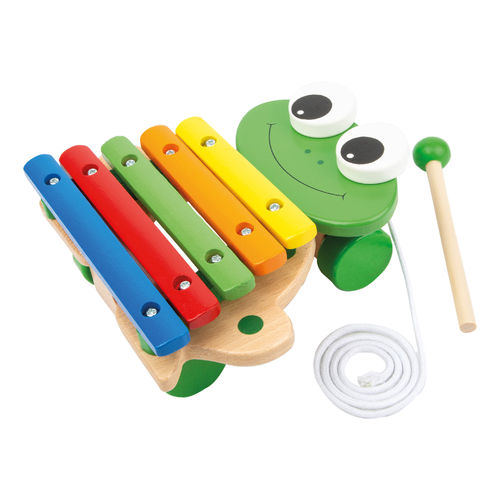 Small Foot Frog Xylophone