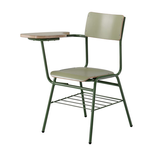 School Chair SPFD with shovel