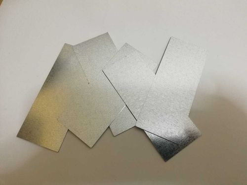 125x50mm metal plate and 10 neodymium magnets