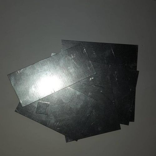 125x125mm metal plate and 25 neodymium magnets