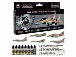 Model Air Set: Israeli Air Force (IAF) Colors post 1967 to prese