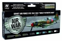 Soviet Air Force VVS 1941 to 1943 Great Patriotic War