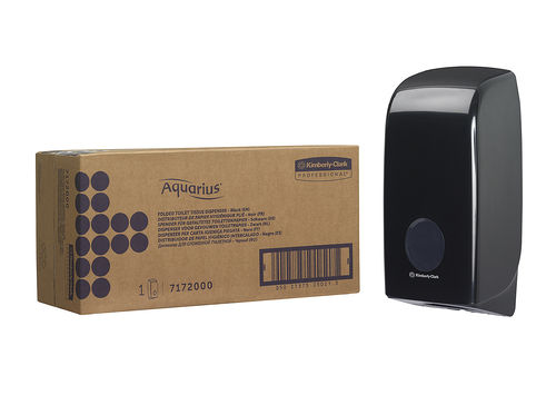 AQUARIUS DISPENSADOR BULK PACK NEGRO