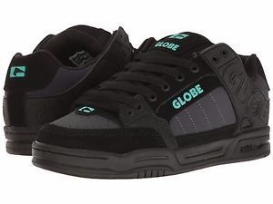 Zapatilla Globe Tilt II black/ebony/teal